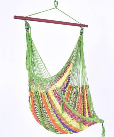 Fotel Hamakowy Maya do ogrodu
