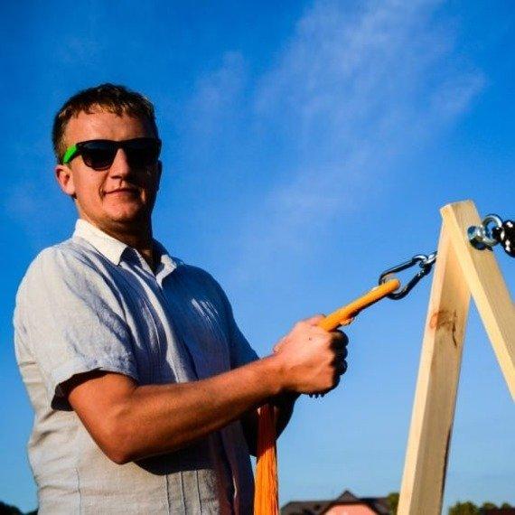 Konsultacja techniczna - jak zamontować hamak